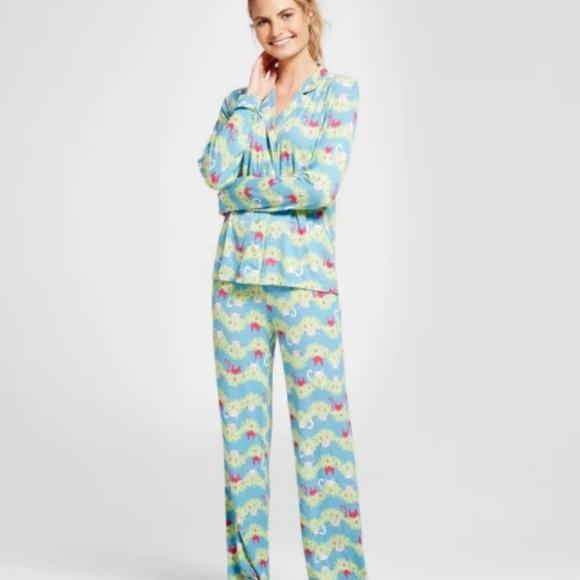 ... Munki Women s Cat Pajama Set. M 5ad69d32daa8f68b6fba931f 66d6ef737